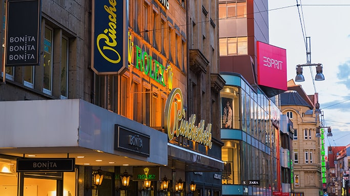 Geschäftesterben in Dortmund: Boecker schließt seine Pforten
