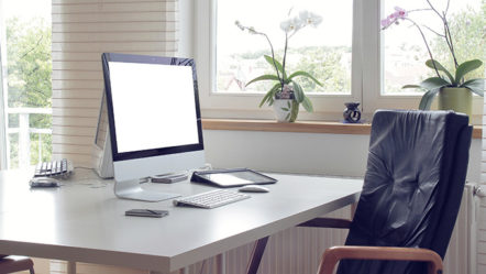 Home Office oder richtiges Büro? IT-Selbständige haben die Wahl