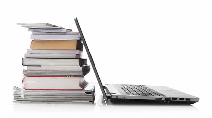 IT-Literatur - Fachwissen zum Nachschlagen