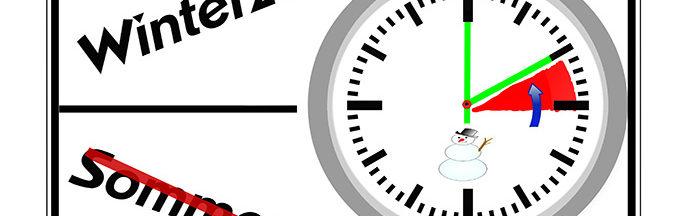 Zeitumstellung – bleibt alles wie es ist, oder doch nicht?