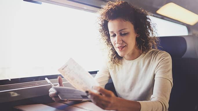 Das neue Live-Ticket der Bahn - für schnellere Erstattungen der Kunden