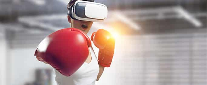Work-out mit VR - fit bleiben auch ohne Fitnessstudio